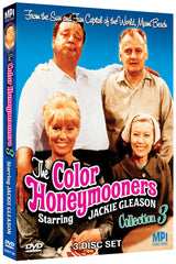 Color Honeymooners Collection 3, The - Box Art