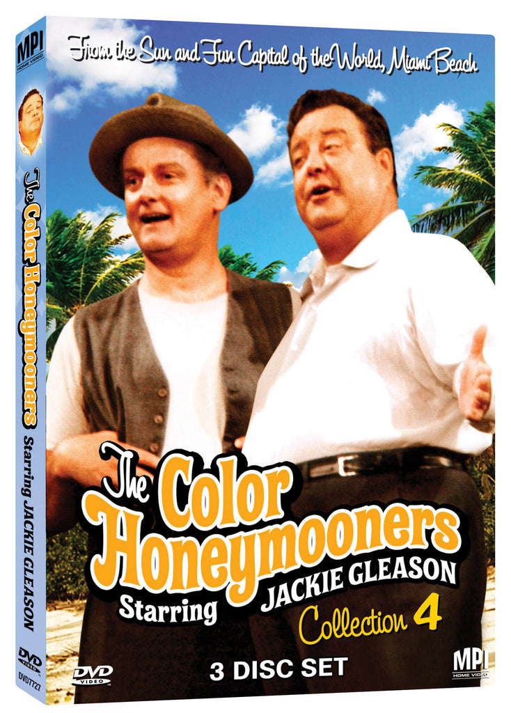 Color Honeymooners Collection 4, The - Box Art