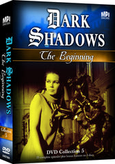 Dark Shadows: The Beginning # 5 - Box Art