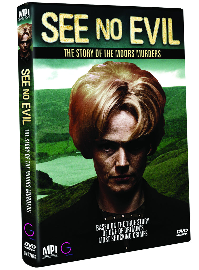 See No Evil: The Story of the Moors Murders - Box Art