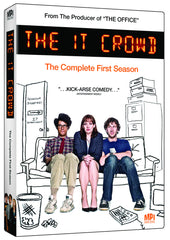 IT Crowd: Complete First Season, The - Box Art