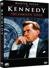 Kennedy: The Complete Series - Box Art