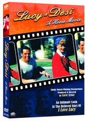 Lucy and Desi: A Home Movie - Box Art