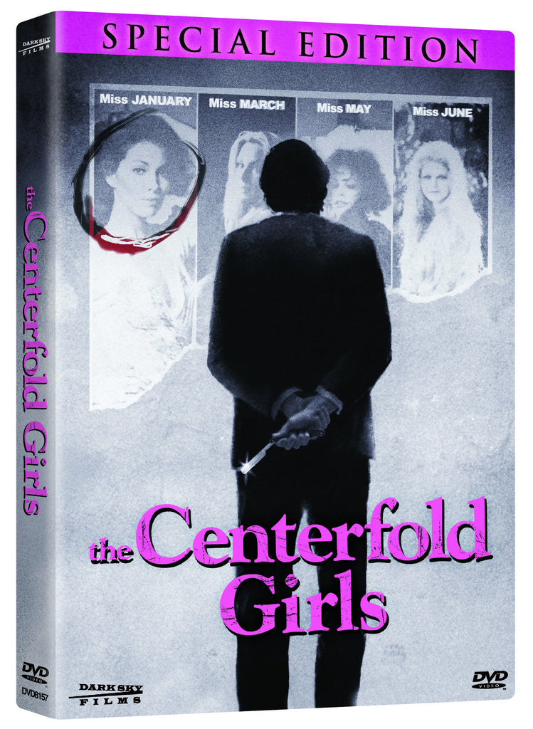 Centerfold Girls, The - Box Art