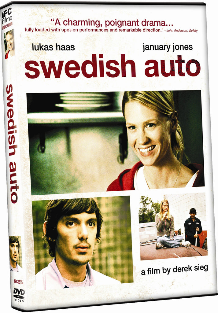 Swedish Auto - Box Art