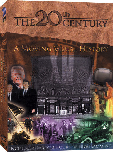 20th Century: A Moving Visual History, The - Box Art