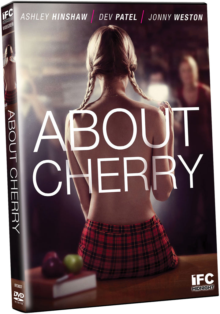About Cherry - Box Art
