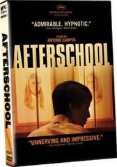 Afterschool - Box Art