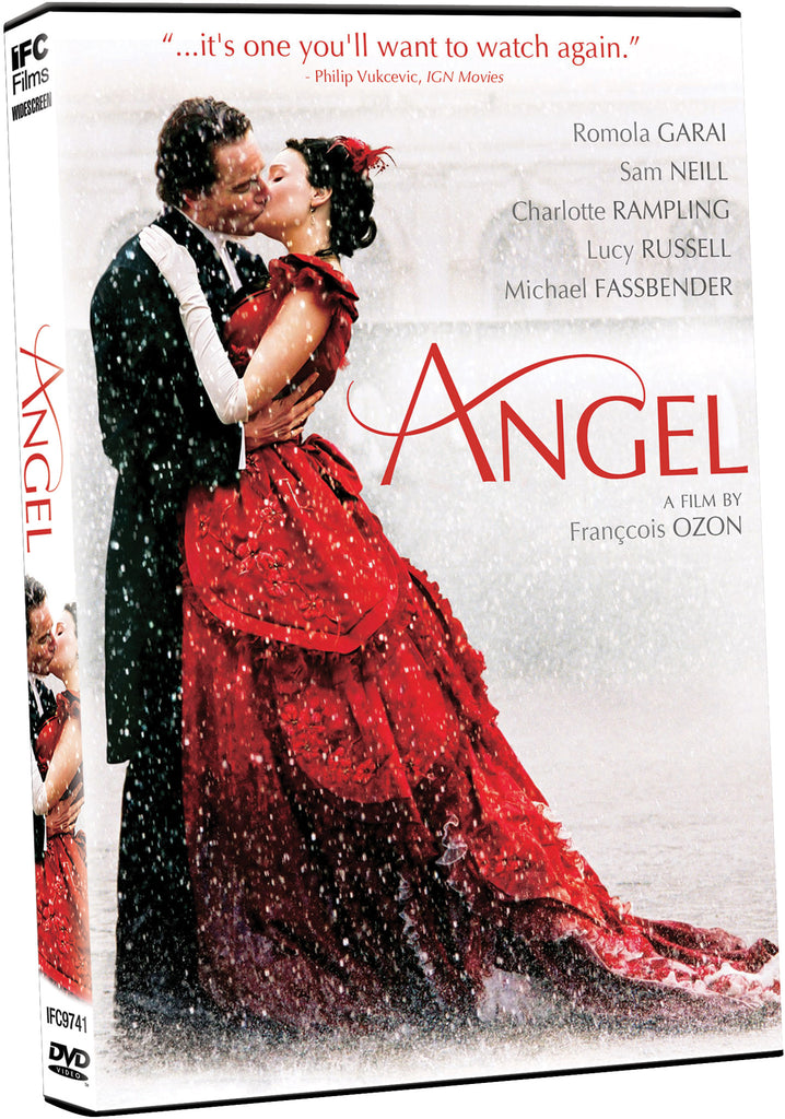 Angel - Box Art