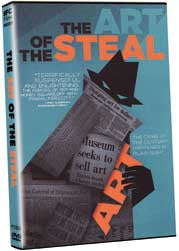 Art of the Steal, The - Box Art