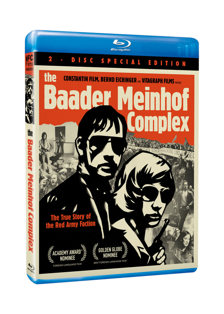 Baader Meinhof Complex, The - Box Art