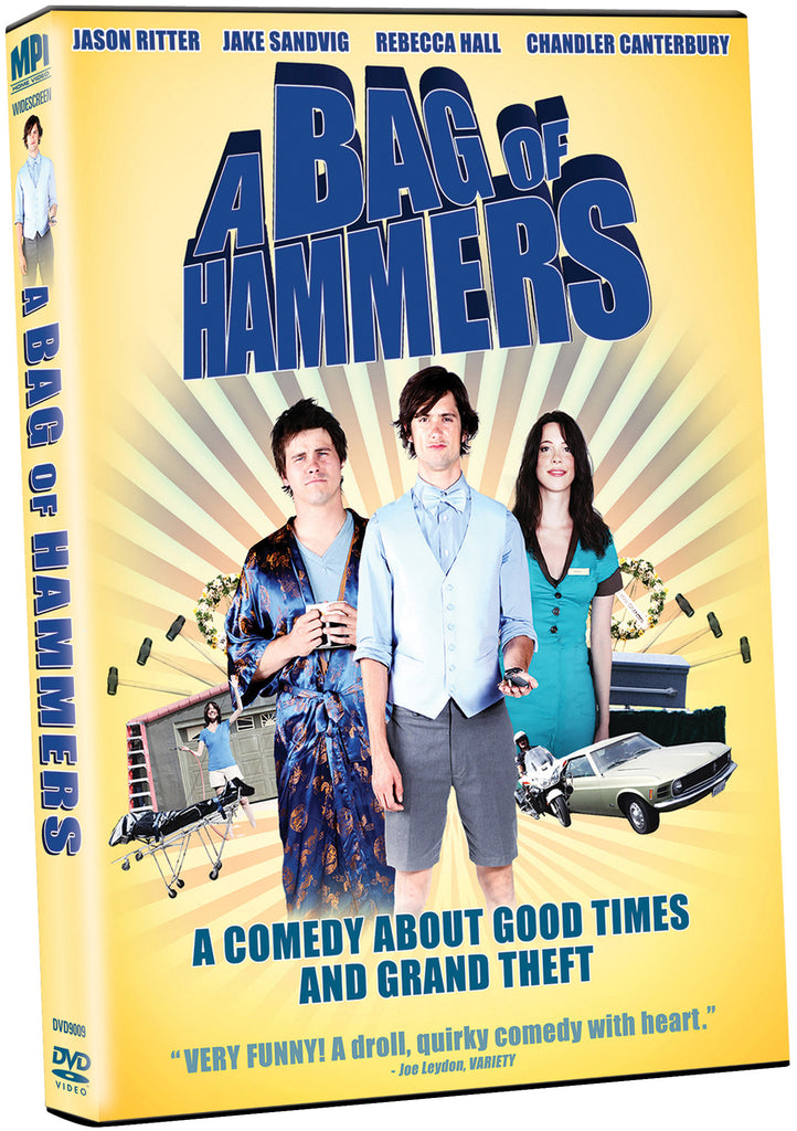 A Bag of Hammers - Box Art