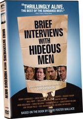 Brief Interviews With Hideous Men - Box Art