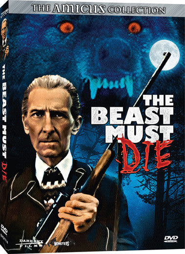 Beast Must Die, The - Box Art