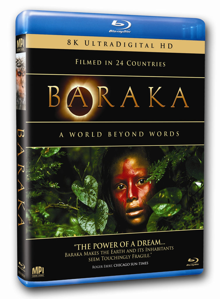 Baraka - Box Art