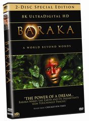 Baraka: 2-Disc Special Edition - Box Art