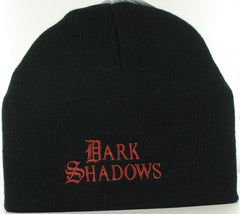 New! Dark Shadows Beanie (Knit Cap)
