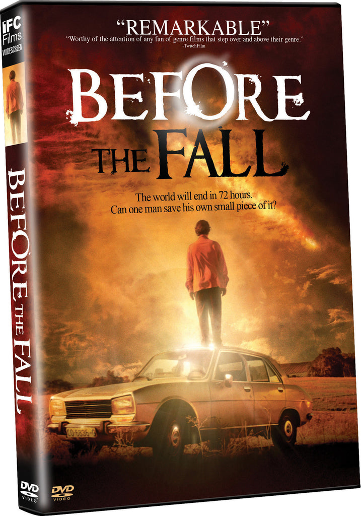 Before the Fall - Box Art