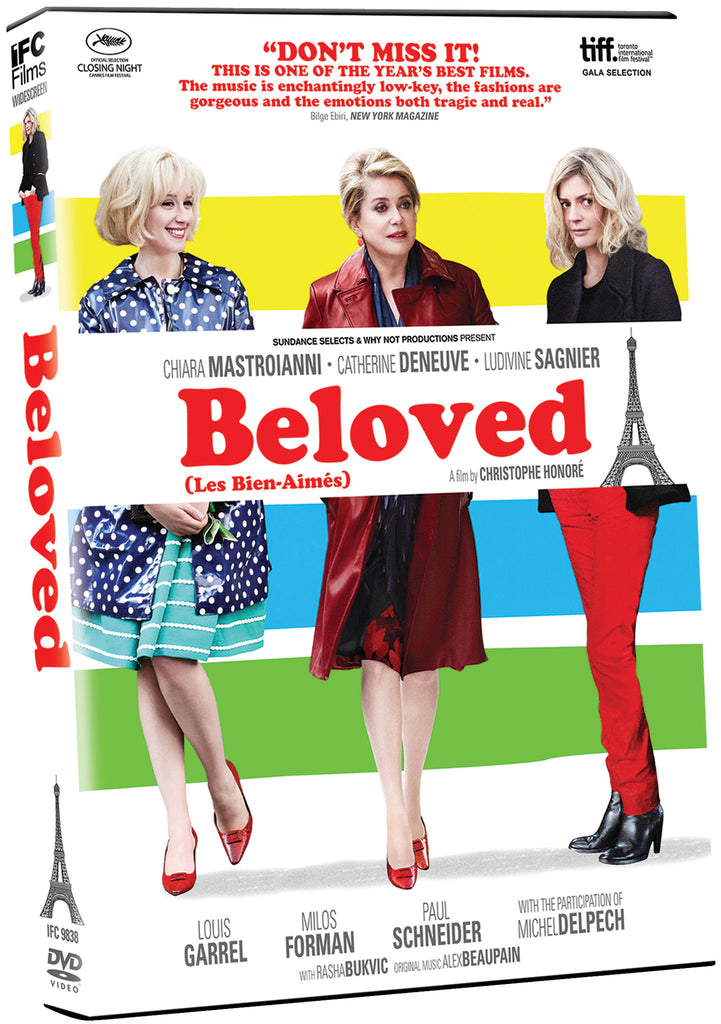 Beloved - Box Art