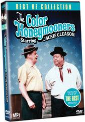 Best Of Collection: The Color Honeymooners - Box Art