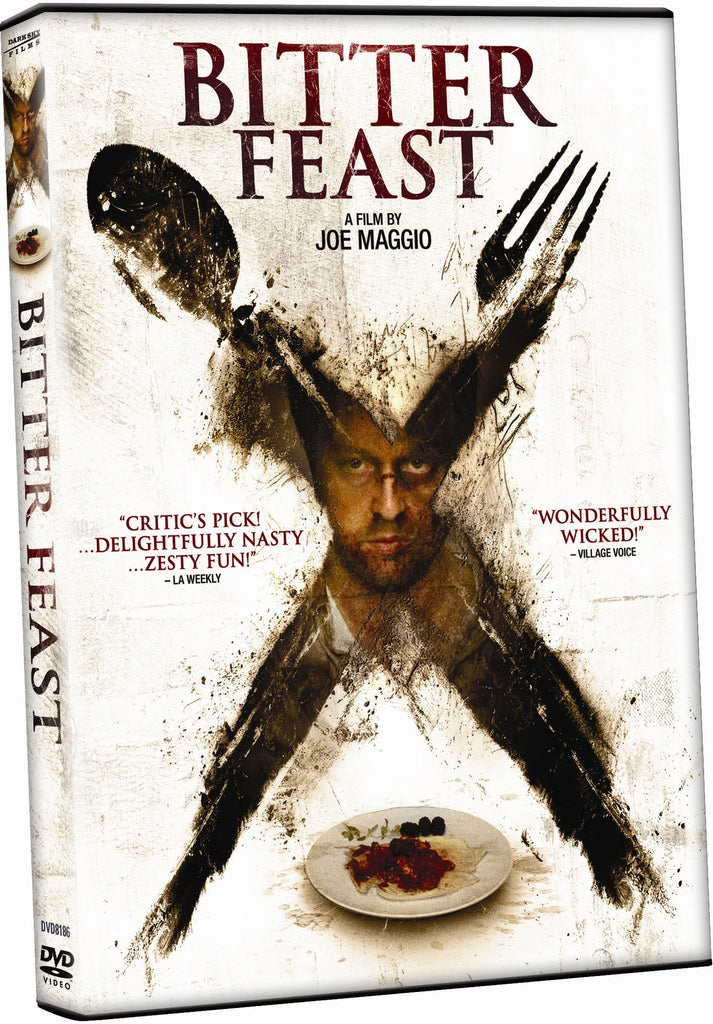 Bitter Feast - Box Art