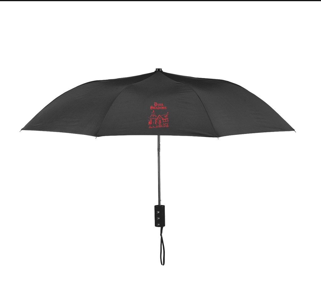 New! Dark Shadows Umbrella - Black