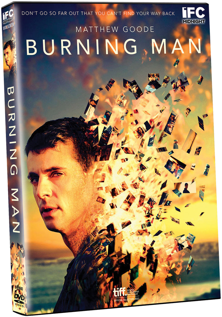 Burning Man - Box Art
