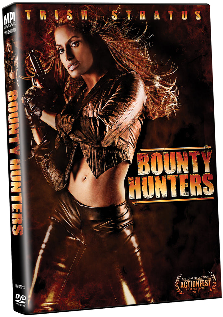 Bounty Hunters - Box Art