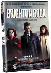 Brighton Rock - Box Art