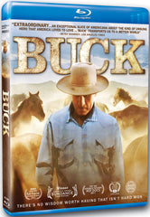 Buck Blu-ray - Box Art