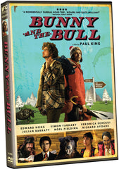 Bunny and the Bull - Box Art