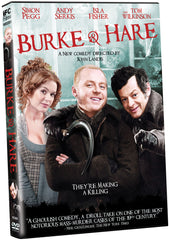 Burke &       Hare - Box Art