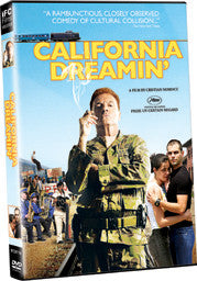 California Dreamin' - Box Art