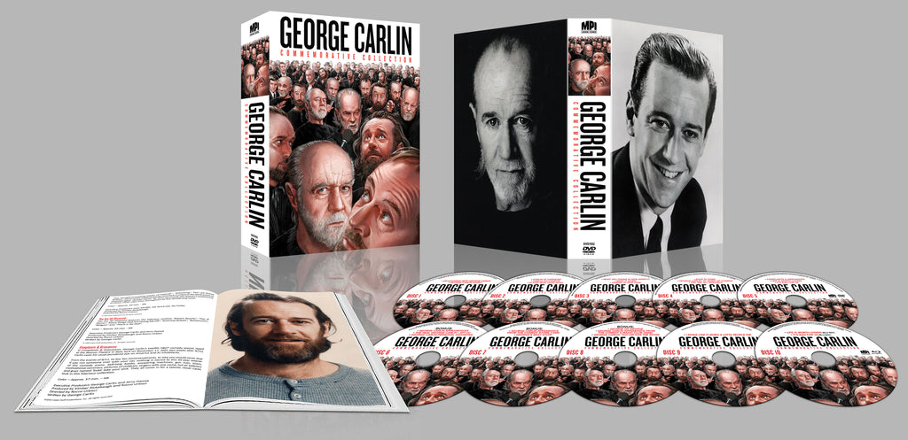 George Carlin: Commemorative Collection