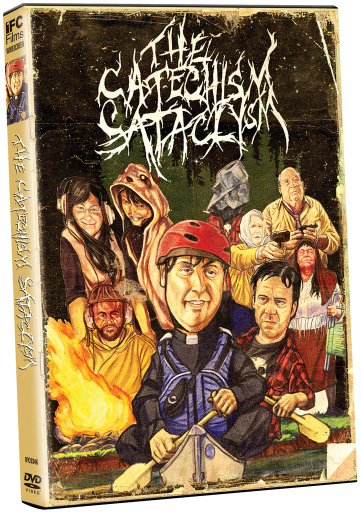 Catechism Cataclysm, The - Box Art