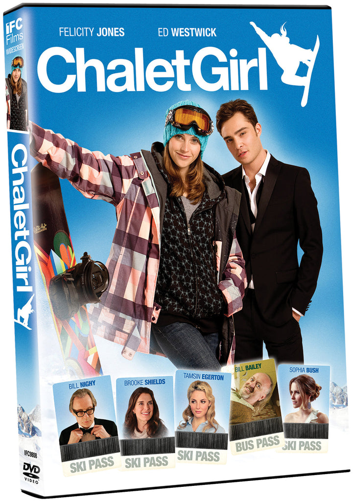Chalet Girl - Box Art