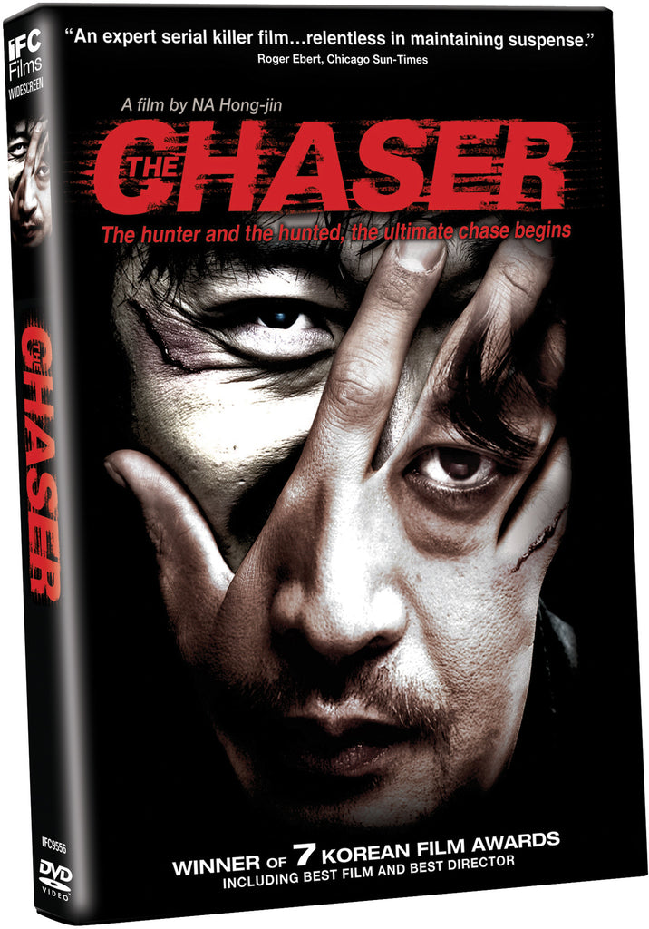 Chaser, The - Box Art