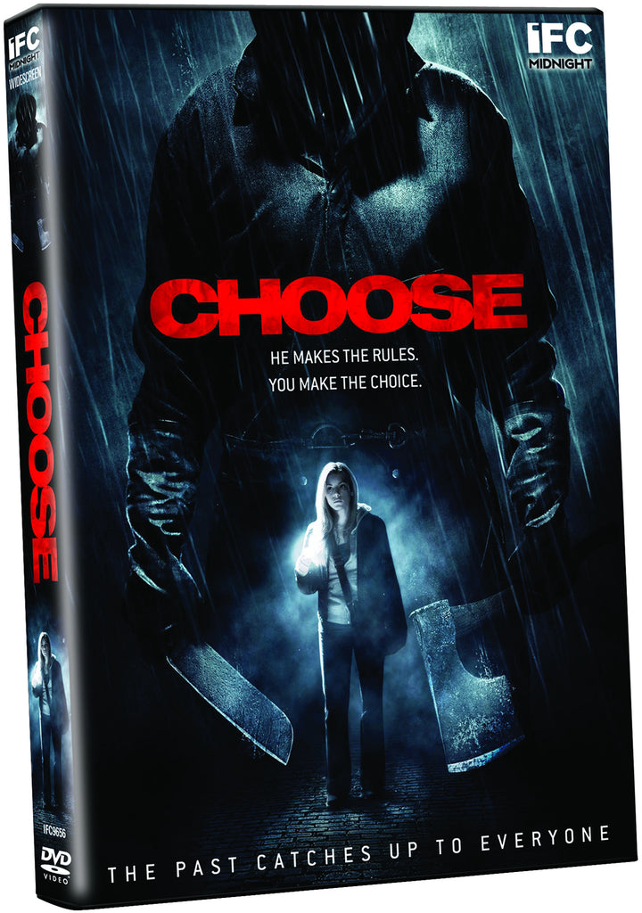 Choose - Box Art