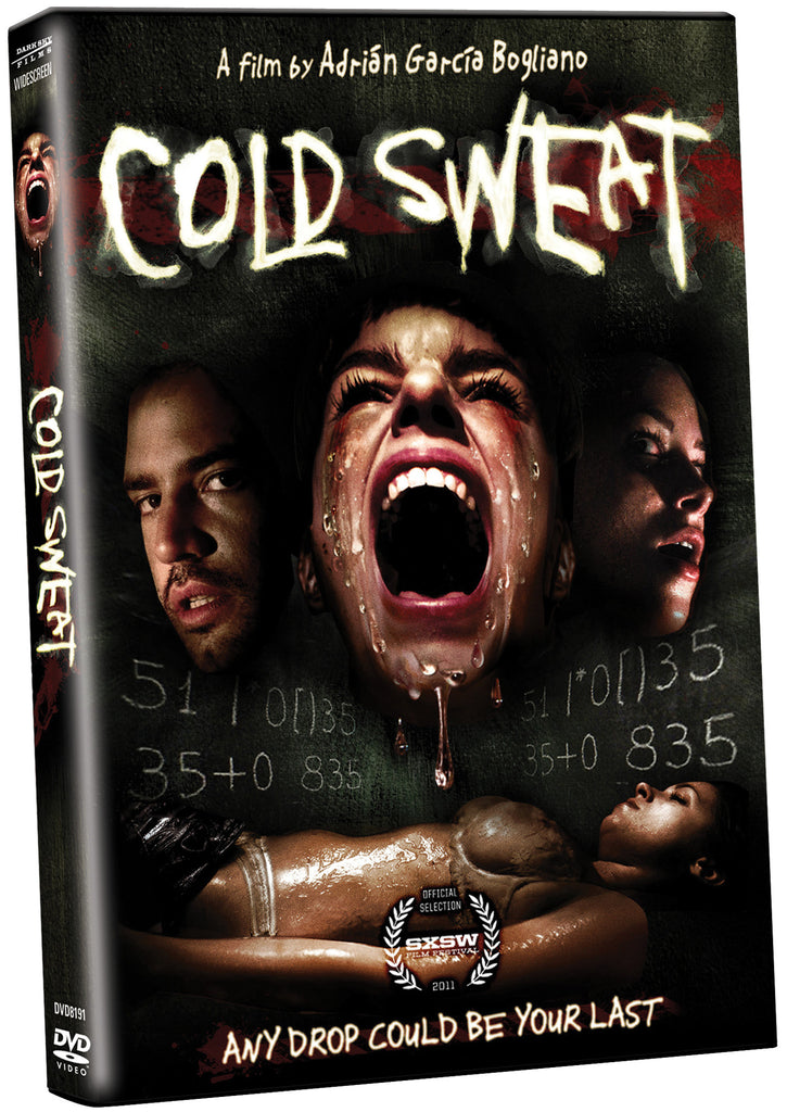 Cold Sweat - Box Art
