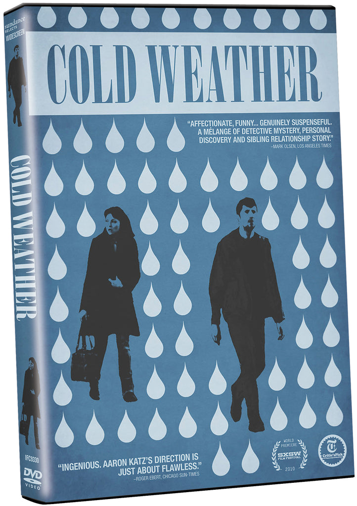 Cold Weather - Box Art