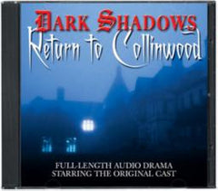 Dark Shadows Return to Collinwood - Box Art