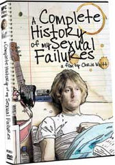 A Complete History of My Sexual Failures - Box Art