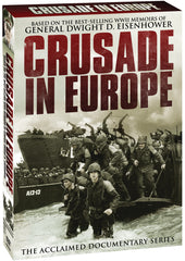 Crusade in Europe - Box Art
