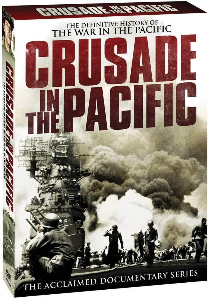 Crusade in the Pacific - Box Art
