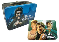 Dark Shadows Retro Style Metal Lunch Box