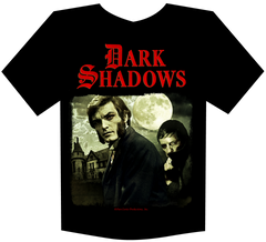 Dark Shadows T-shirt - Box Art
