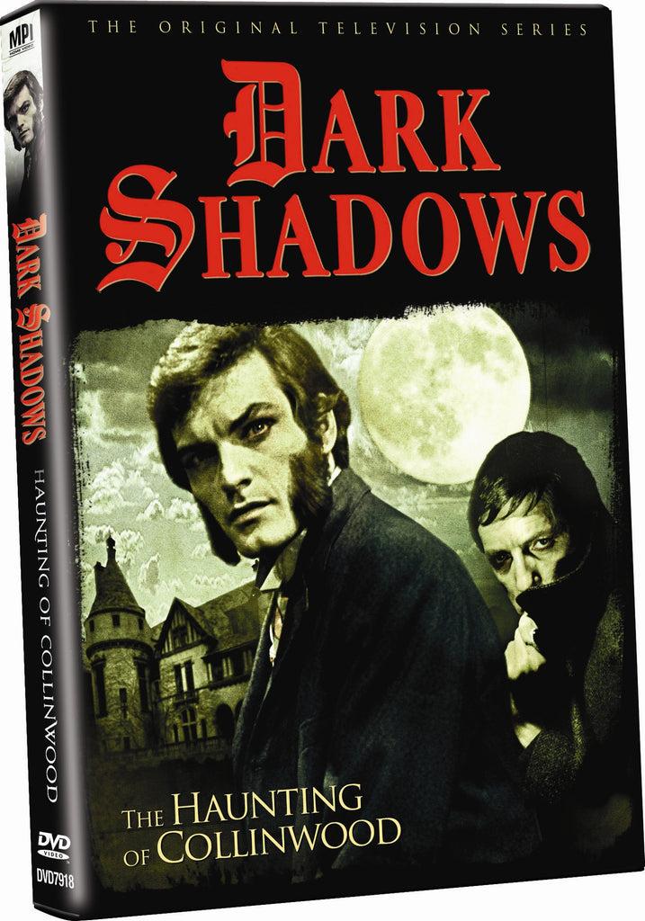 Dark Shadows: The Haunting of Collinwood - Box Art
