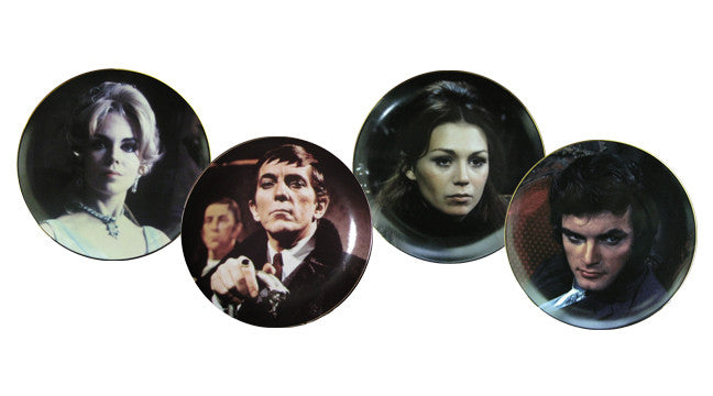 Dark Shadows Collector Plates Bundle