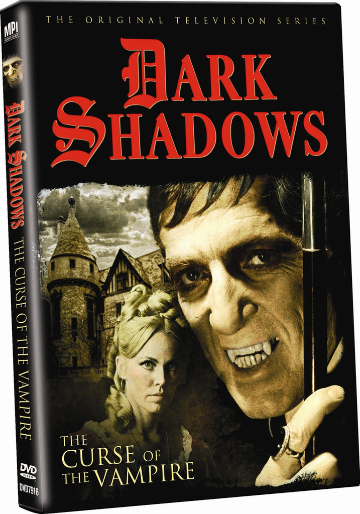 Dark Shadows: The Curse of the Vampire - Box Art