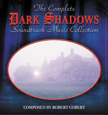 Complete Dark Shadows Music Soundtrack Collection, The - Box Art
